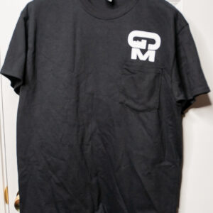 T-shirt with pocket - front