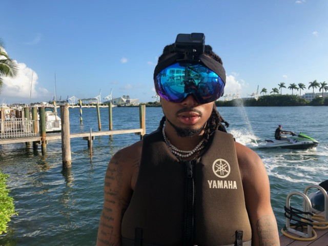 Quavo Goes Fishing While Discussing Migos' Rise to Fame