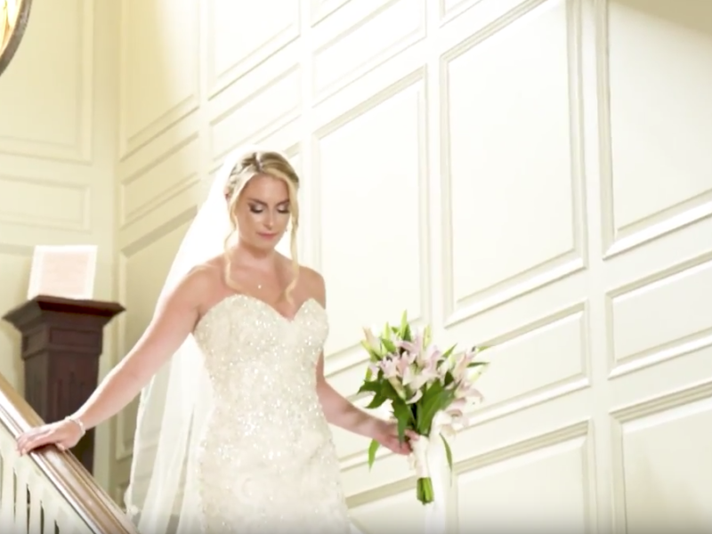 Sean and Kelsey Lancey Wedding Video