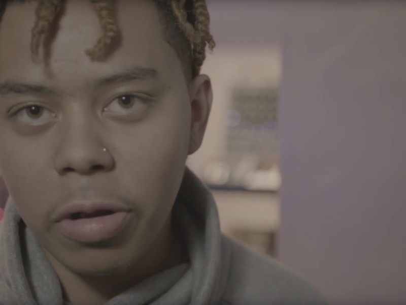A Day in the Life with YBN Cordae