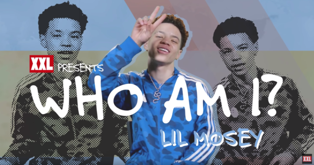 Lil Mosey Names Iamsu, Meek Mill as Rap Influences – Who Am I?